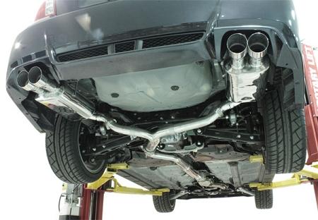 2011 wrx sedan exhaust