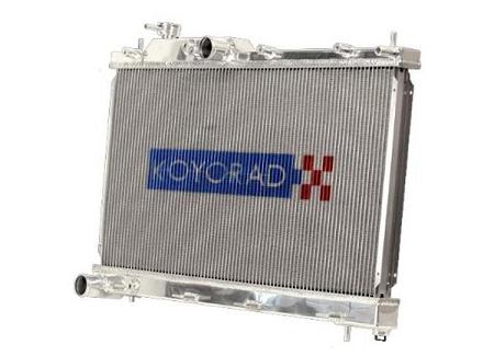 Koyo Racing Aluminum Radiator Wrx 08 15 Sti 08 15 Lgt