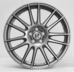 Prodrive GT1 Wheel 18 x 7.5 5 x 100 +53mm High Power Silver