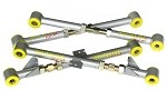 Whiteline Lateral Links 4 x Complete Arms
