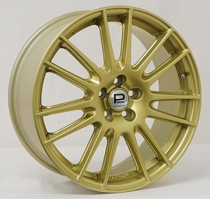 Prodrive GT1 Wheel 18 x 7.5 5 x 100 +53mm Glitter Gold