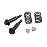 Spring Bolt Kit Exhaust Impreza, Legacy & Forester