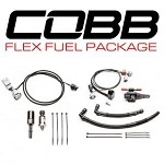 COBB Tuning Flex Fuel Package Subaru STI 2008-2016, WRX 2008-2014