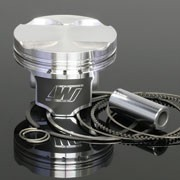 Wiseco Forged Pistons 2.5 Liter